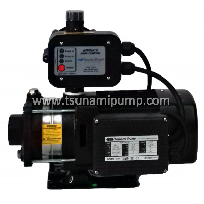 CMH2-30-K Home Water Pump (0.5HP)