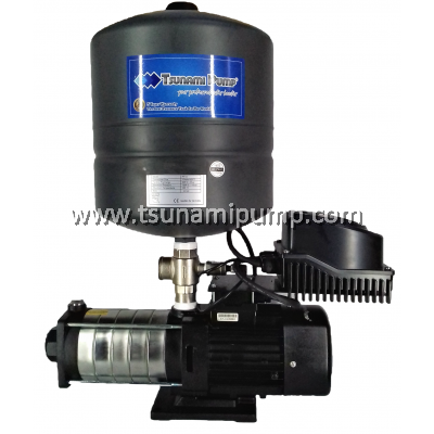 CMH4-60T-EQ(PT) Home Water Pump with Inventor and Tank (1.5HP)