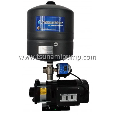 CMH2-30-iPT Home Water Pump with Pressure Tank (0.5HP)