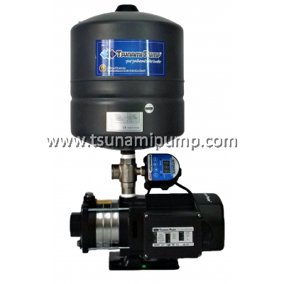 CMH2-40-iPT Home Water Pump with Pressure Tank (0.75HP)
