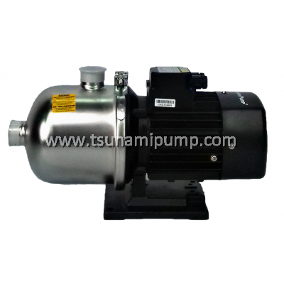 CMF2-60T-Three Phase Food Grade Stainless Steel Home Water Pump [1Hp]