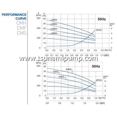 CMF4-40-K Food Grade Stainless Steel Home Water Pump (1HP)