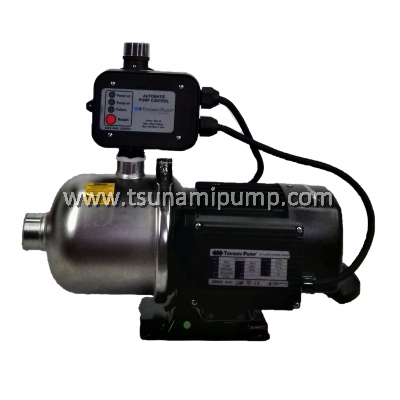 CMF4-50-K Food Grade Stainless Steel Home Water Pump (1.3HP)