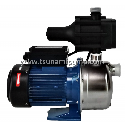 BJZ075-K Stainless Steel Self-Priming Jet Pump (0.75HP)
