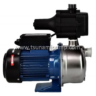 BJZ100-K Stainless Steel Self-Priming Jet Pump (1HP)