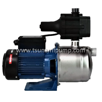BJZ150-K Stainless Steel Self-Priming Jet Pump (1.5HP)