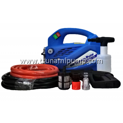 HPC6120 Light Home Cleaning High Pressure Cleaner 1300w