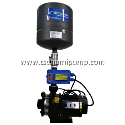 CMH8-20-K2(iPT) High Power Water Boosting for Hotel & Motel with Pressure Tank