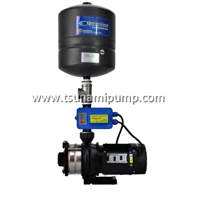 CMH8-25-K2(PT) High Power Water Boosting For Hotel & Motel with Pressure Tank