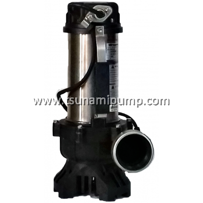 MVH-150 Stainless Steel Horizontal & Vertical Submersible Pump
