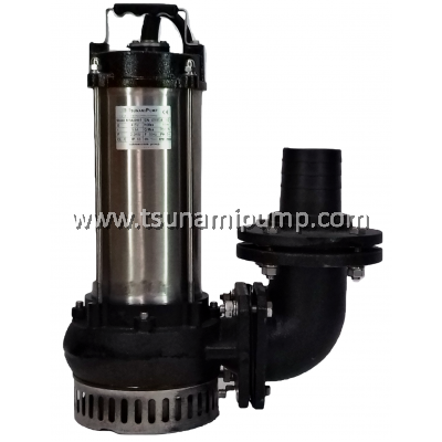 MBA2200T -Three Phase (Free Standing) Industrial Submersible Sewage Pump