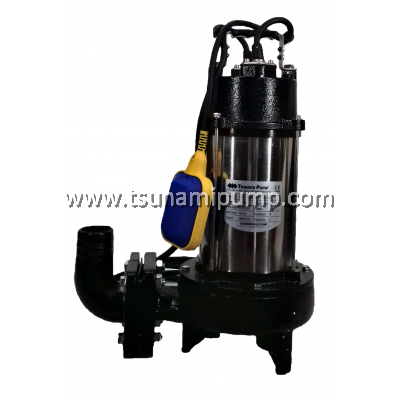 CUT1500A Submersible Cutter Pump (Automatic)