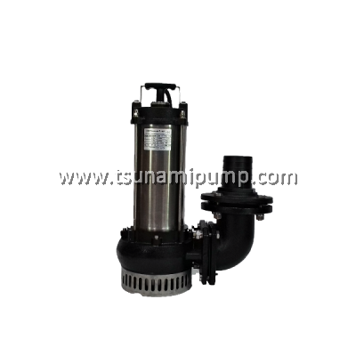 MBF2200T Industrial Submersible Sewage Pump