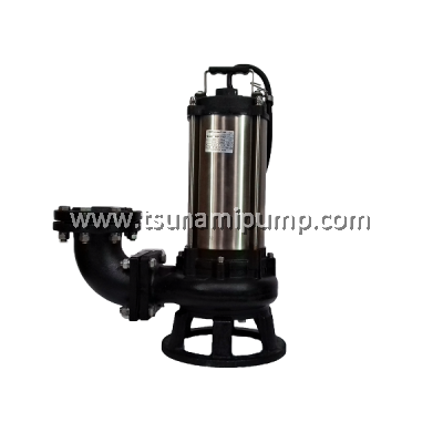 MBF3700T Industrial Submersible Sewage Pump