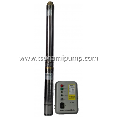 R75T15 Stainless Steel Deep Well Submersible Pump with Automatic Control Device