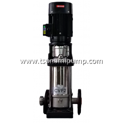 CVF2-11T Vertical Multi Stage Stainless Steel Pump (1.10Kw)