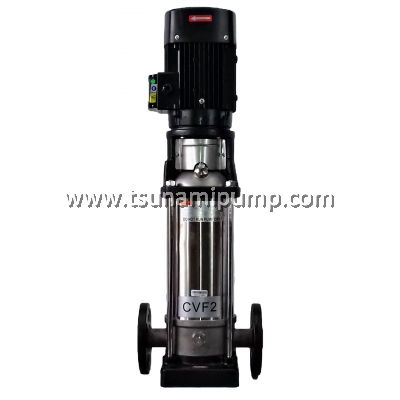 CVF2-15T Vertical Multi Stag Stainless Steel Pump (1.50Kw)
