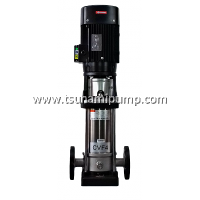 CVF4-12T Vertical Multi Stage Stainless Steel Pump (2.20Kw)