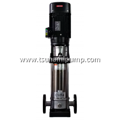 CVF4-16T Vertical Multi Stage Stainless Steel Pump (3.00Kw)