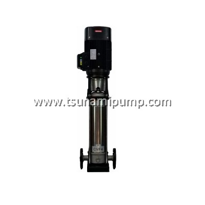 CVF4-22T Vertical Multi Stage Stainless Steel Pump (4.00Kw)