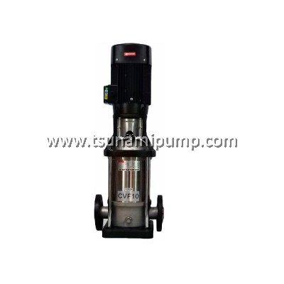CVF10-6T Vertical Multi Stage Stainless Steel Pump (2.20Kw)