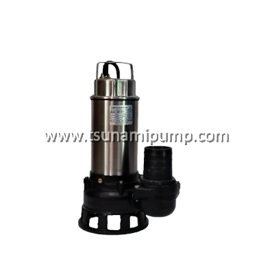 MBF1500T Industrial Submersible Sewage Pump