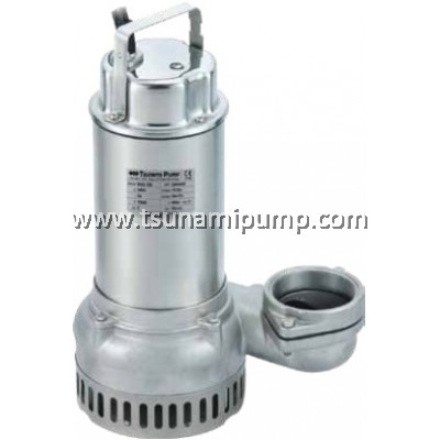 MSS 370A Full Stainless Steel Submersible Sewage Pump [Automatic]