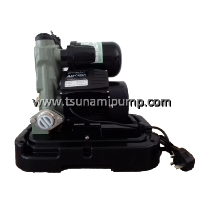 JLMC400A AUTOMATIC SELF-PRIMING JET PUMP WITH COVER